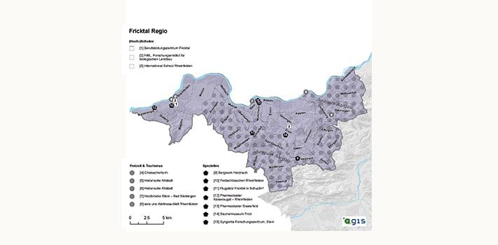 Gebietsentwicklung «ESP Sisslerfeld»:  Kanton, Region und Gemeinden planen gemeinsam