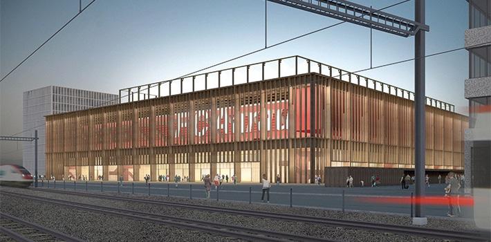 Fussballstadion Aarau: Das Stimmvolk entscheidet
